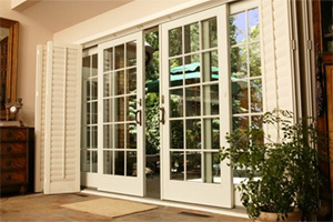 Gliding French Patio Doors