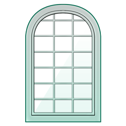 Specialty Replacement Window from Renewal by Andersen